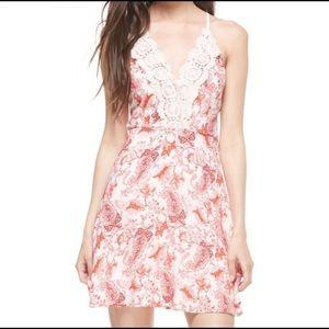 Paisley Mini Dress 👗